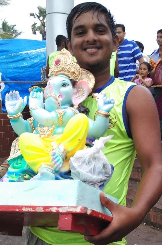 On Ganeshotsav – colorful, noisy, insane: A web piece for PRI's The World