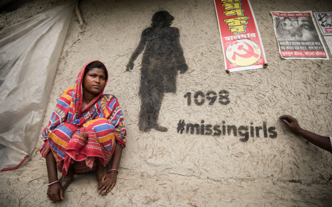 Game draws attention to India's trafficked girls—DW