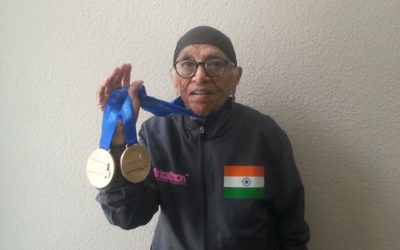 Oldest Competitive Runner: Man Kaur—BBC Outlook
