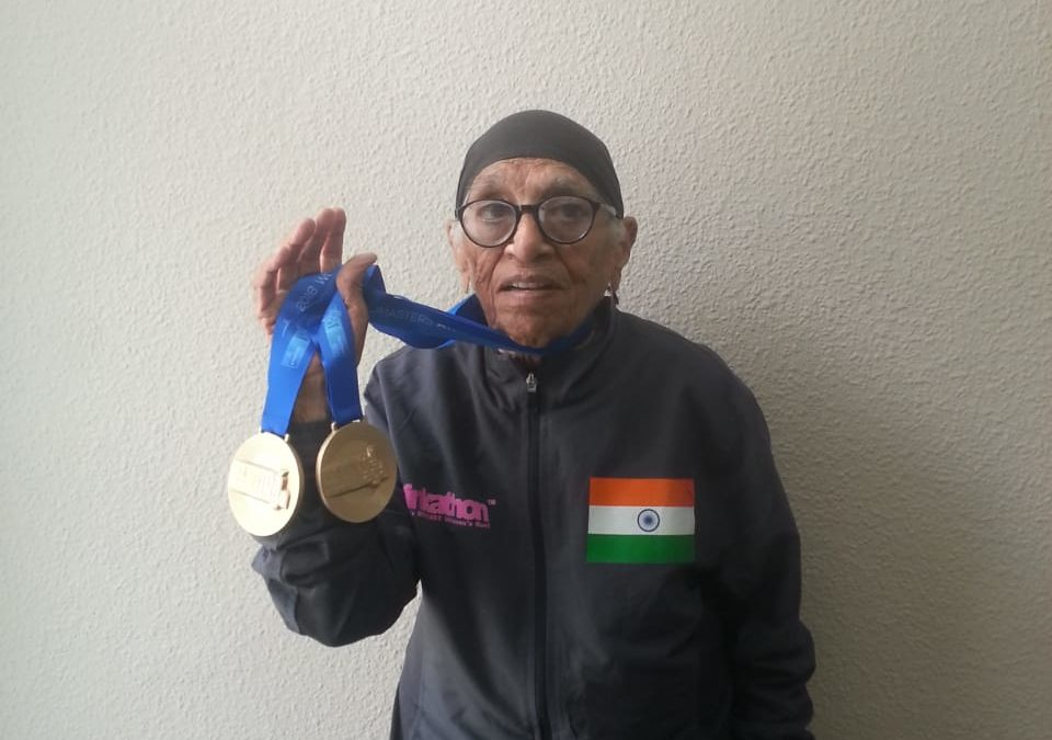 Oldest Competitive Runner: Man Kaur—BBC Outlook