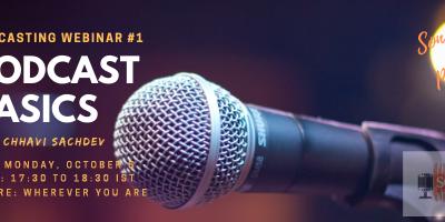 October 7, 2020, Webinar # 3 Recording Remotely