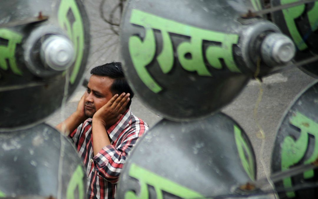 Can cities in India be quieter?—BBC CrowdScience