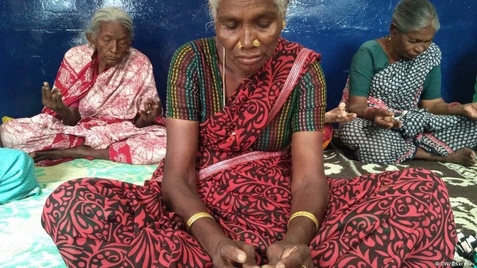 Supporting India's 'forgotten' women—DW WorldLink